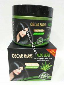 ماسک مو ضد موخوره و ریزش و حالت دهنده و مرطوب کننده الورا اسکار پاریس