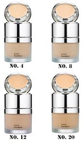 Make Up Factory Foundation Luxury With Concealer