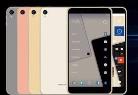 Nokia D1C Android