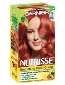 Nourishing Color Creme 76 - Rich Auburn Blonde
