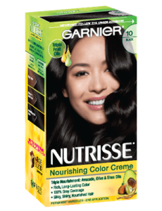 Nourishing Color Creme Black 10 (Licorice)